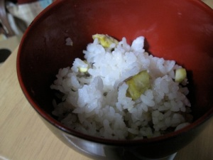 Chestnut Rice: Delicious, but deadly?
