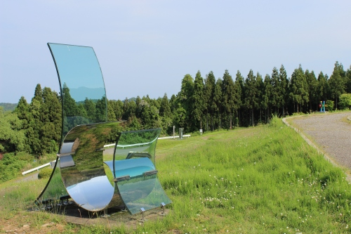 Notojima Glass Art Museum @ The Lobster Dance