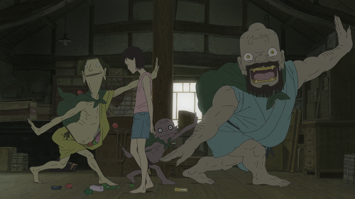 Cannot even with these yokai. Image via Moeblob.