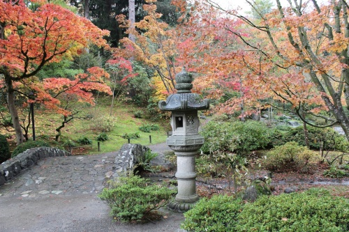 Seattle Japanese Garden 2014 | I'll Make It Myself! 2