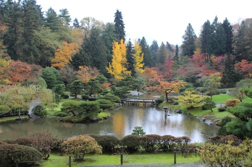 Seattle Japanese Garden 2014 | I'll Make It Myself! 8