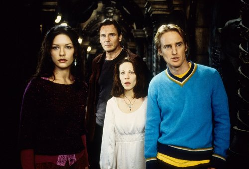 The Haunting 1999 group